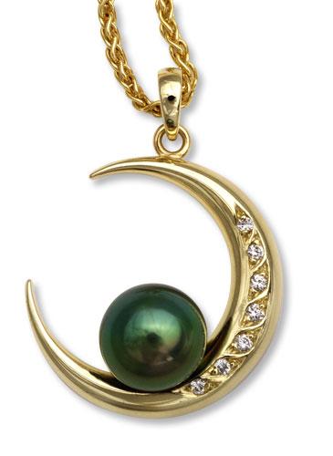 Luna Pearl Pendant
